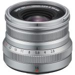 Fujifilm XF-16mm F2.8 R WR Silver