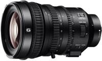 Sony 18-110mm, f/4.0 G Power Zoom
