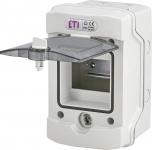 ETI ECH-4Gu (4 модуля наружный IP65)