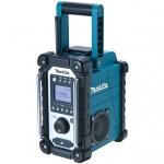 Makita Радіоприймач DMR107 акумуляторний 7,2В-18В/220В