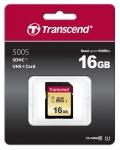 Transcend SDXC/SDHC 500S [TS16GSDC500S]