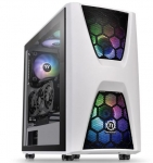 Thermaltake Commander C34 TG Snow ARGB Edition,без БЖ