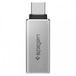 Spigen Essential CA300 USB-C Male to USB-A Female Adapter (1Pack)