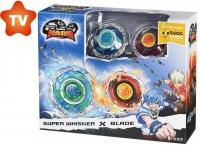 Infinity Nado Дзиґа Стандарт баттл Super Whisker & Blade Небесний Вихор + Клинок