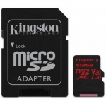 Kingston Canvas React microSD [SDCR/512GB]