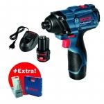 Bosch GDR 120-Li Professional + Набор из 5 HSS-G сверл