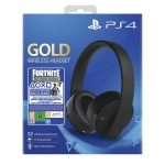 PlayStation Wireless Headset Gold (Fortnite)