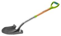 Verto Лопата штыковая T-REX, деревянная ручка