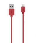 Belkin USB 2.0 Lightning charge/sync cable [Red]