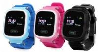 GoGPSme телефон-годинник з GPS трекером K11 [K11BL]