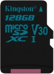 Kingston Canvas Go microSD [SDCG2/128GB]