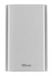 Trust Ula Thin Metal Powerbank 8000 mAh Silver