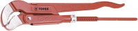 Topex 34D702 Ключ трубний S-подiбний, 420 мм, 1.5