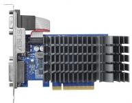 ASUS GeForce GT730 2GB DDR5 Silent low profile I/O port brackets