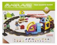 MagPlayer Конструктор магнітний 68 од. (MPK-68)