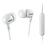 Philips SHE3555 Mic [White]