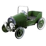 goki Педальна машинка Ретроавтомобіль 1939 (зелений)