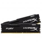 HyperX FURY DDR4 DIMM 2400 [HX424C15FBK2/8]