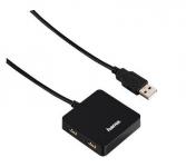 HAMA Концентратор 4 порти, USB 2.0