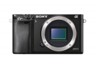 Sony Alpha 6000 [Body black]