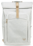 Acer PREDATOR ROLLTOP Jr. BACKPACK FOR PREDATOR NBs White (RETAIL PACK) 15.6