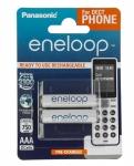 Panasonic Eneloop AAA [750 2BP mAh NI-MH]