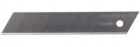Stanley 1-11-301 Лезо 18мм з сегментами, що відламуються 10шт.
