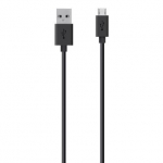 Belkin Кабель Mixit USB 2.0 - MicroUSB, 2m, black