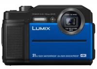 Panasonic LUMIX DC-FT7 [Blue]
