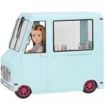 Our Generation Транспорт для ляльок - Фургон із морозивом і аксесуарами