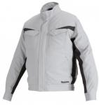 Makita Куртка с вентиляцией DFJ213ZL аккумуляторная LXT/CXT, 10,8-18В (L), 0,54 кг