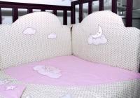 Veres Постільний комплект Sleepyhead pink (6од.)