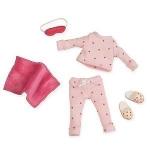 LORI Набір одягу для ляльок Піжама