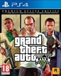 Games Software Grand Theft Auto V Premium Online Edition