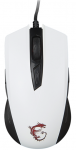 MSI Clutch GM40 White GAMING Mouse