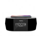 iHome IBTW38B, Qi Wireless Charging, BT, USB, Mic