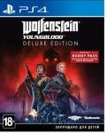 PlayStation Wolfenstein: Youngblood. Deluxe Edition [Blu-Ray диск]