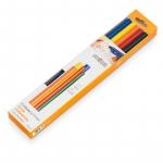 Kress Клейові стрижні Steinel кольорові, 11мм, 250г, 10шт