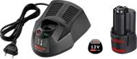 Bosch Набір акумуляторів GBA 12V 2.0Ah + GAL 1230 CV Professional (стартовий)