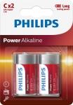 Philips Power Alkaline [LR14P2B/10]