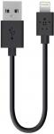 Belkin Mixit USB 2.0 - Lightning, 0.15m, black