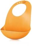 Avent Нагрудник із кишенею 6+ помаранчевий
