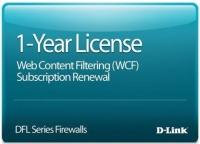 D-Link DFL-1660-WCF-12-LIC