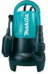 Makita PF4000 для грязной и мутной воды