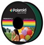 Polaroid Котушка з ниткою 1.75мм/1кг PLA, темно-зелений