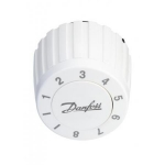 Danfoss Термоголовка FJVR регулювання 10-80°С (біла)