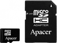 Apacer microSDXC/SDHC UHS-I Class 10 [AP32GMCSH10U1-R]
