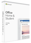 Microsoft Office Home and Student 2019 [English Medialess]