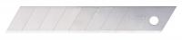 Neo Tools 64-010 Леза змiннi, що вiдламуються, 18 мм, набiр 10 шт.