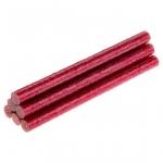 Topex 42E186 Стрижні клейові рожеві з глітером, 8 x 100 мм., 6 шт.